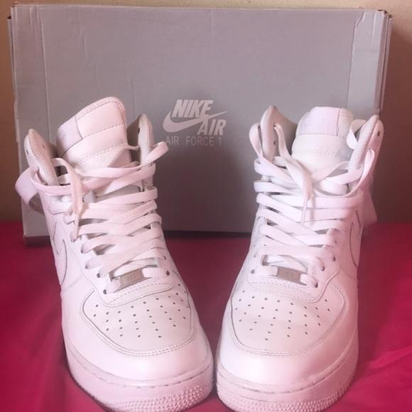 half off 9502d deed6 Nike AIR FORCE 1 high women's